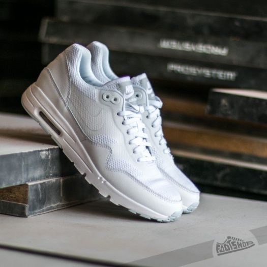 Nike W Air Max 1 Ultra Essentials White White pure platinum | Footshop