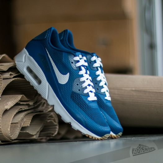 Nike Air Max 90 Ultra Essential Coastal Blue White Coastal
