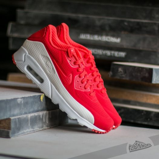 nike air max ultra moire red white