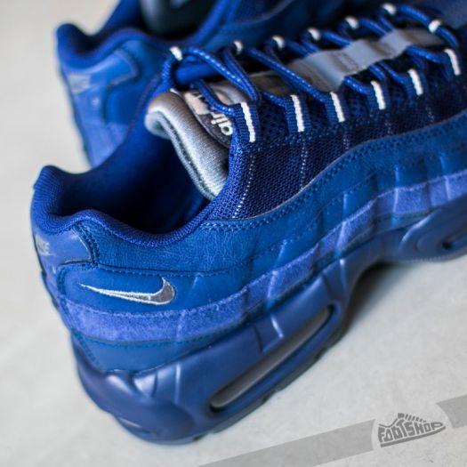 Nike Air Max 95 Essential Mens Loyal BlueDark GreyLight