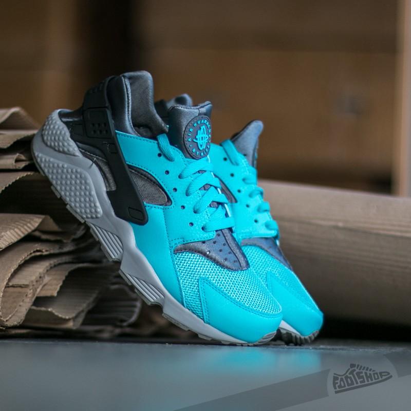 61456dc9fc5f Nike Air Huarache Beta Blue  Beta Blue-Anthracite Grey