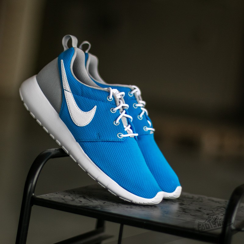 brand new 53139 bf8d8 Nike Roshe One (GS) Photo Blue/ White-Wolf Grey | Footshop