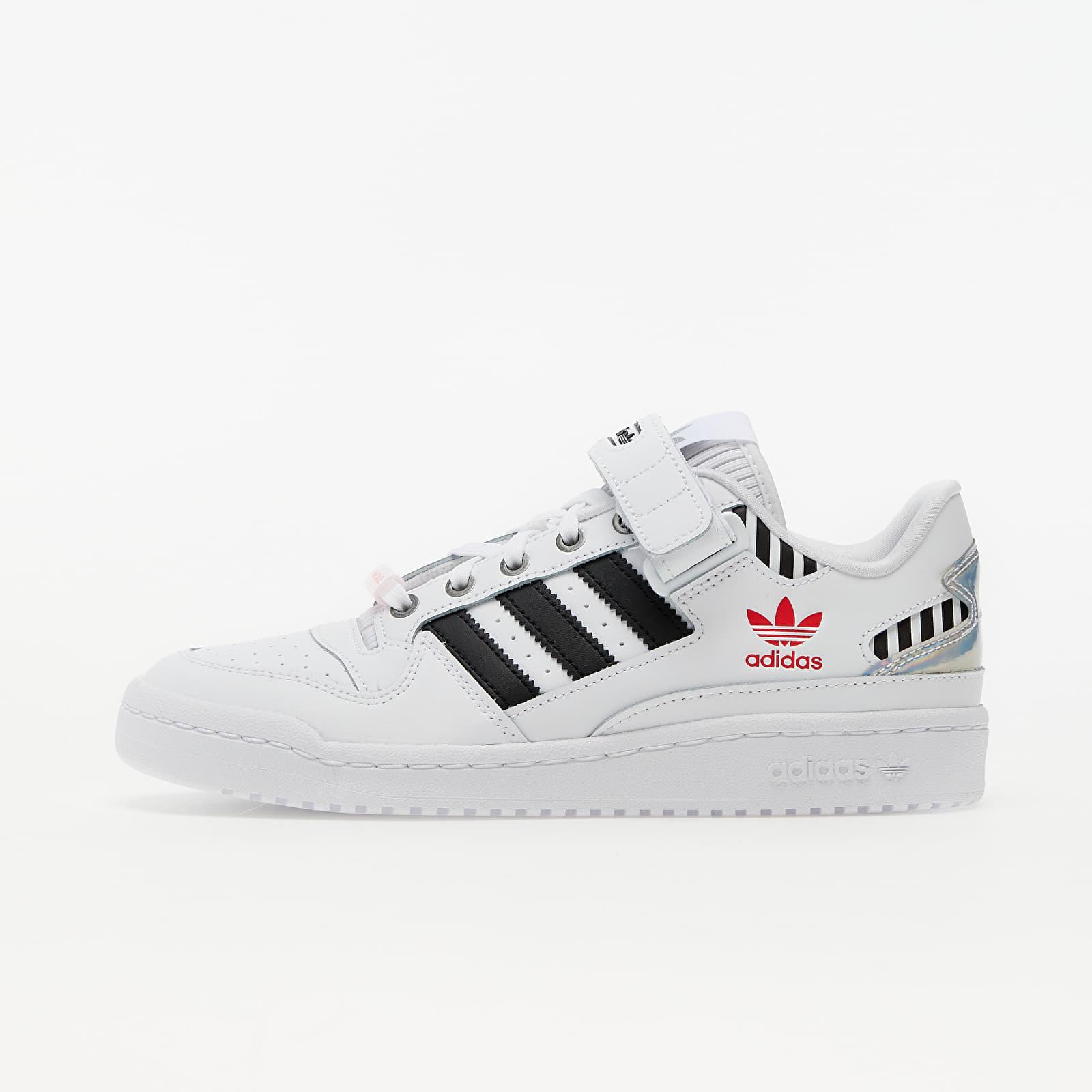 adidas Forum Low W Ftwr White/ Core Black/ True Pink EUR 38
