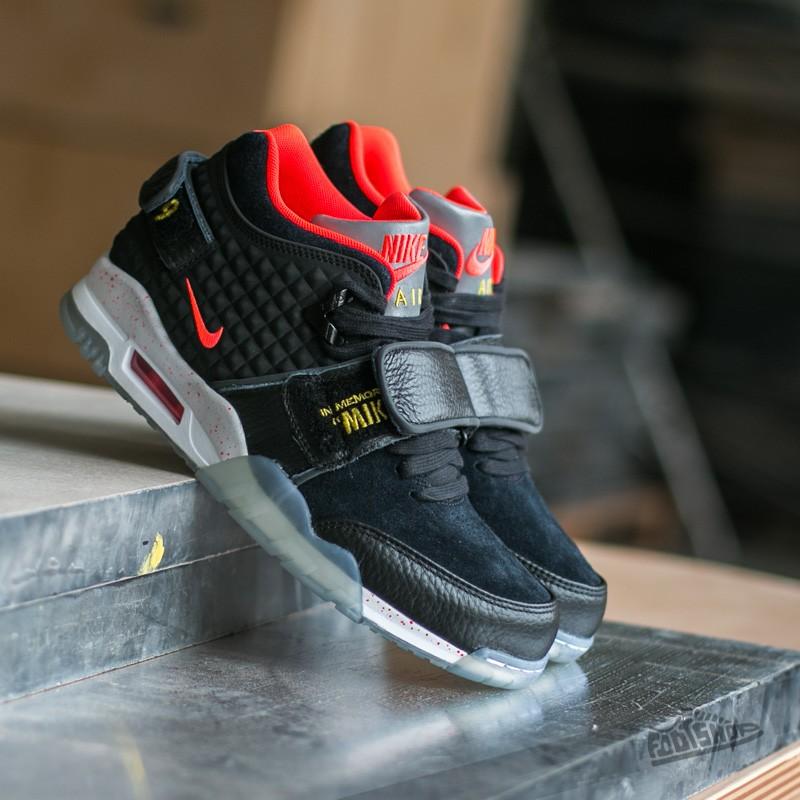 hot sale online 68ecd bc018 Nike Air Trainer V. Cruz QS Black Bright Crimson Tour Yellow - White