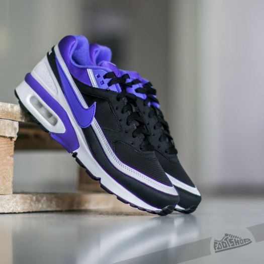 Nike Air Max Bw Og Black Persian Violet White