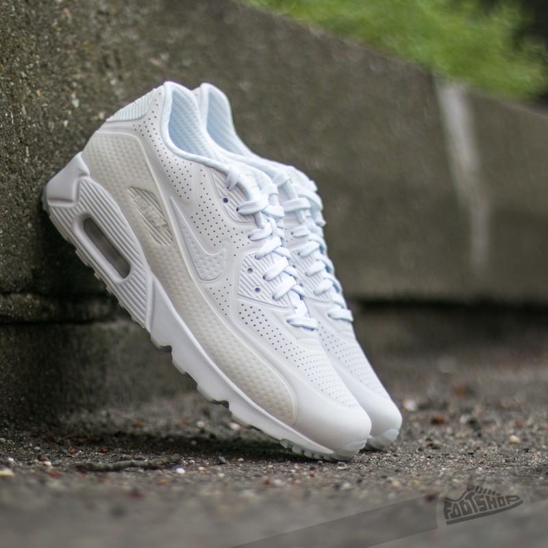8a335b2e8e824 Nike Air Max 90 Ultra Moire White/ White - White - White