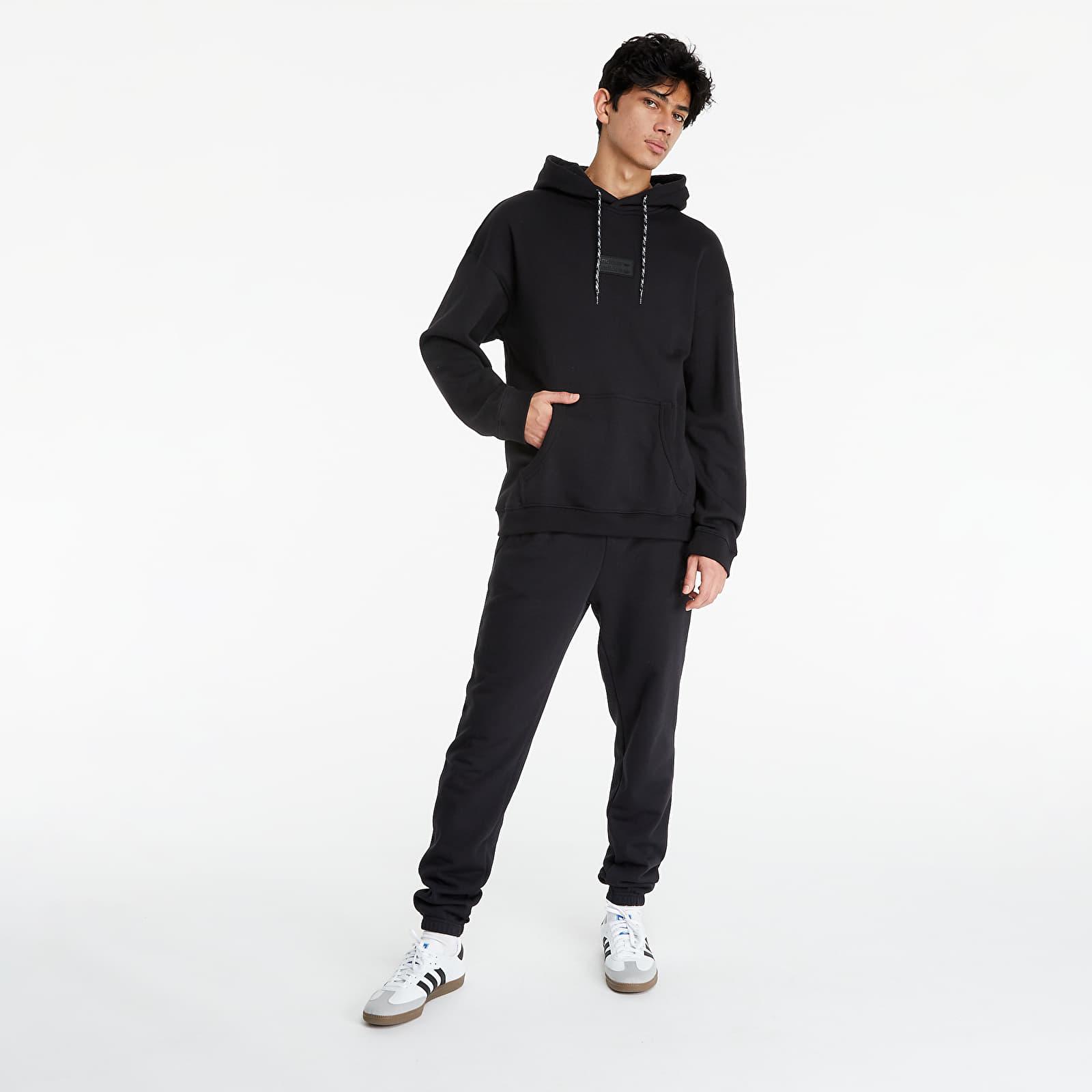 adidas Silicon Hoodie Black EUR S