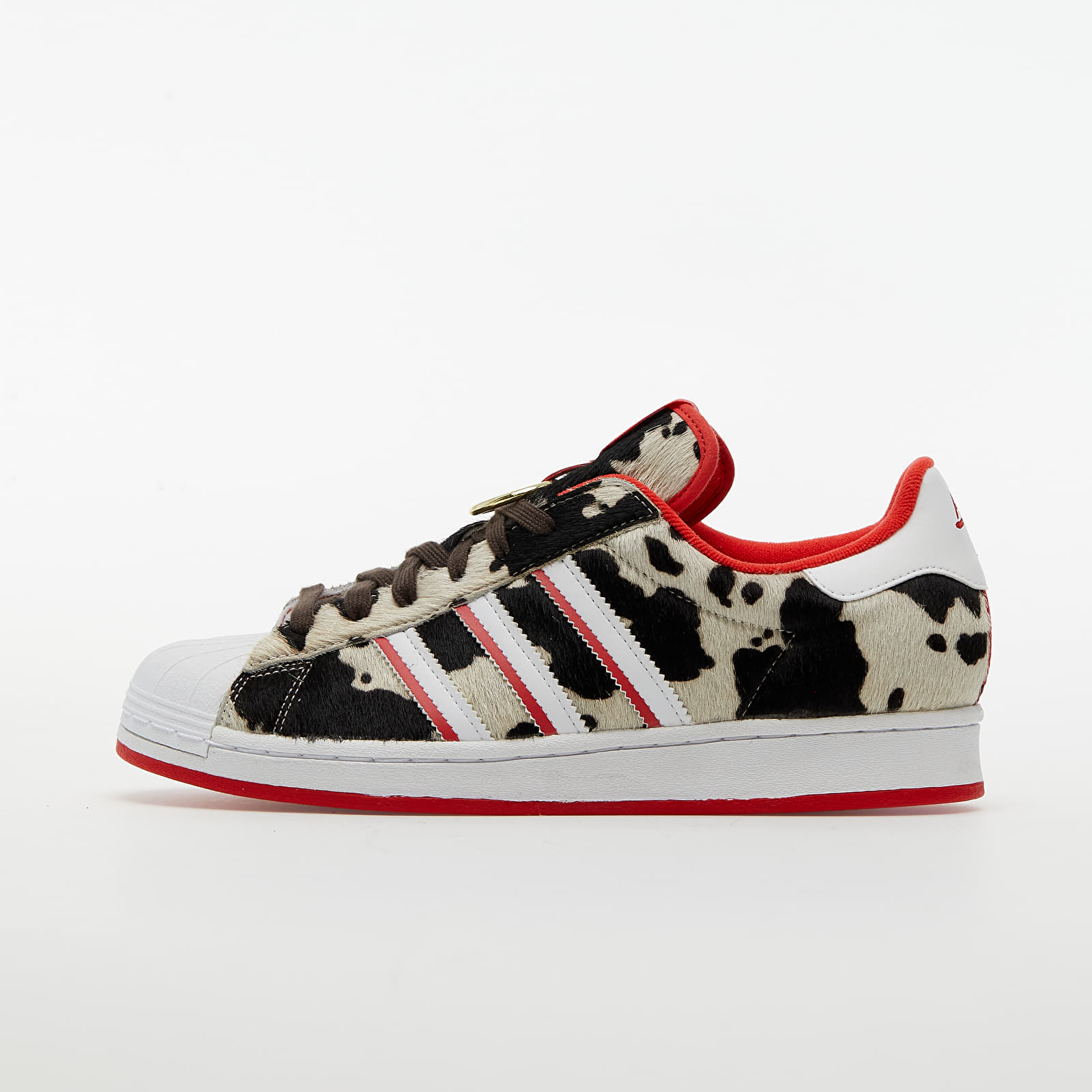adidas Superstar Ftwr White/ Lush Red/ Off White EUR 42
