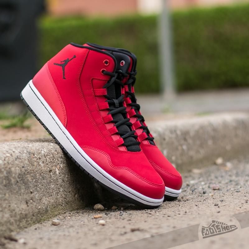more photos cde4c 4abc1 Jordan Executive Gym Red/ Black - Black | Footshop