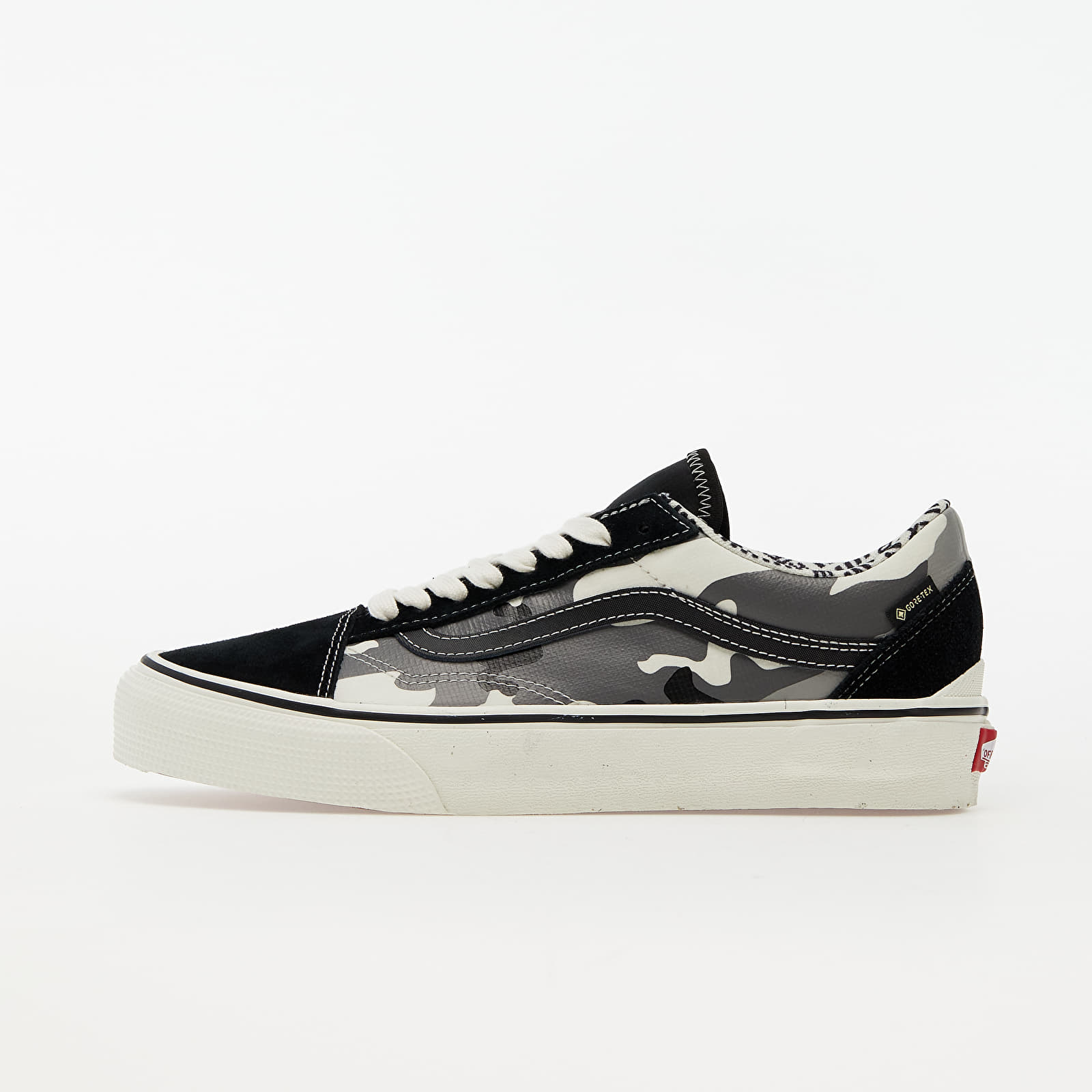 Vans Old Skool Gore-Tex (Gore-Tex) Black/ Camo | Footshop