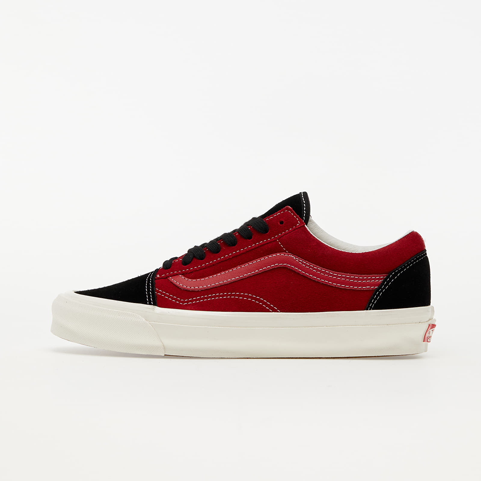 Vans OG Old Skool LX (Suede) Chili Pepper/ Black EUR 38
