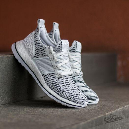adidas pure boost zg prime white, OFF