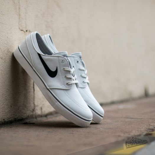 papelería recibir heroína  Men's shoes Nike Zoom Stefan Janoski Canvas Summit White/ Black