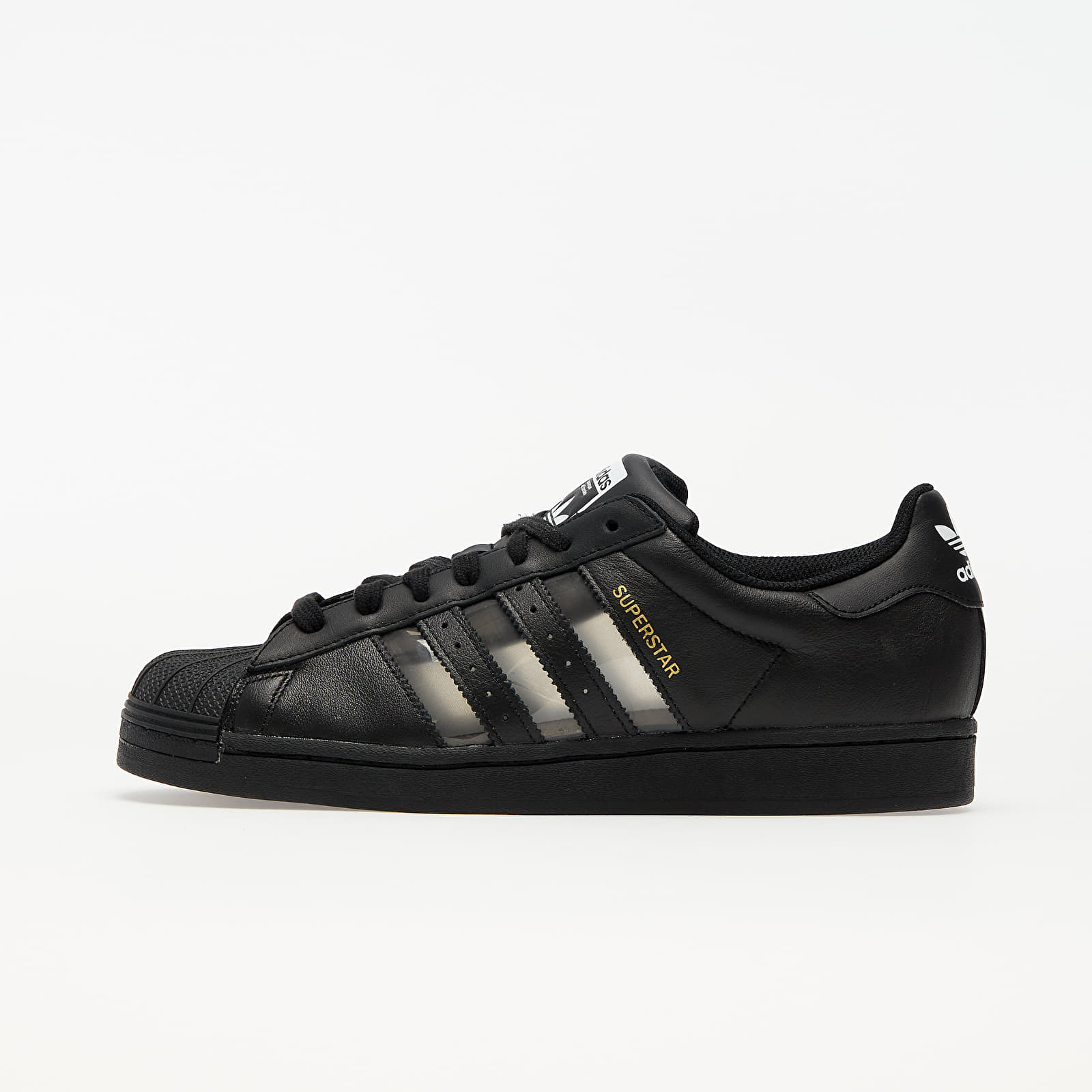 adidas Superstar Core Black/ Supplier Color/ Ftw White EUR 39 1/3