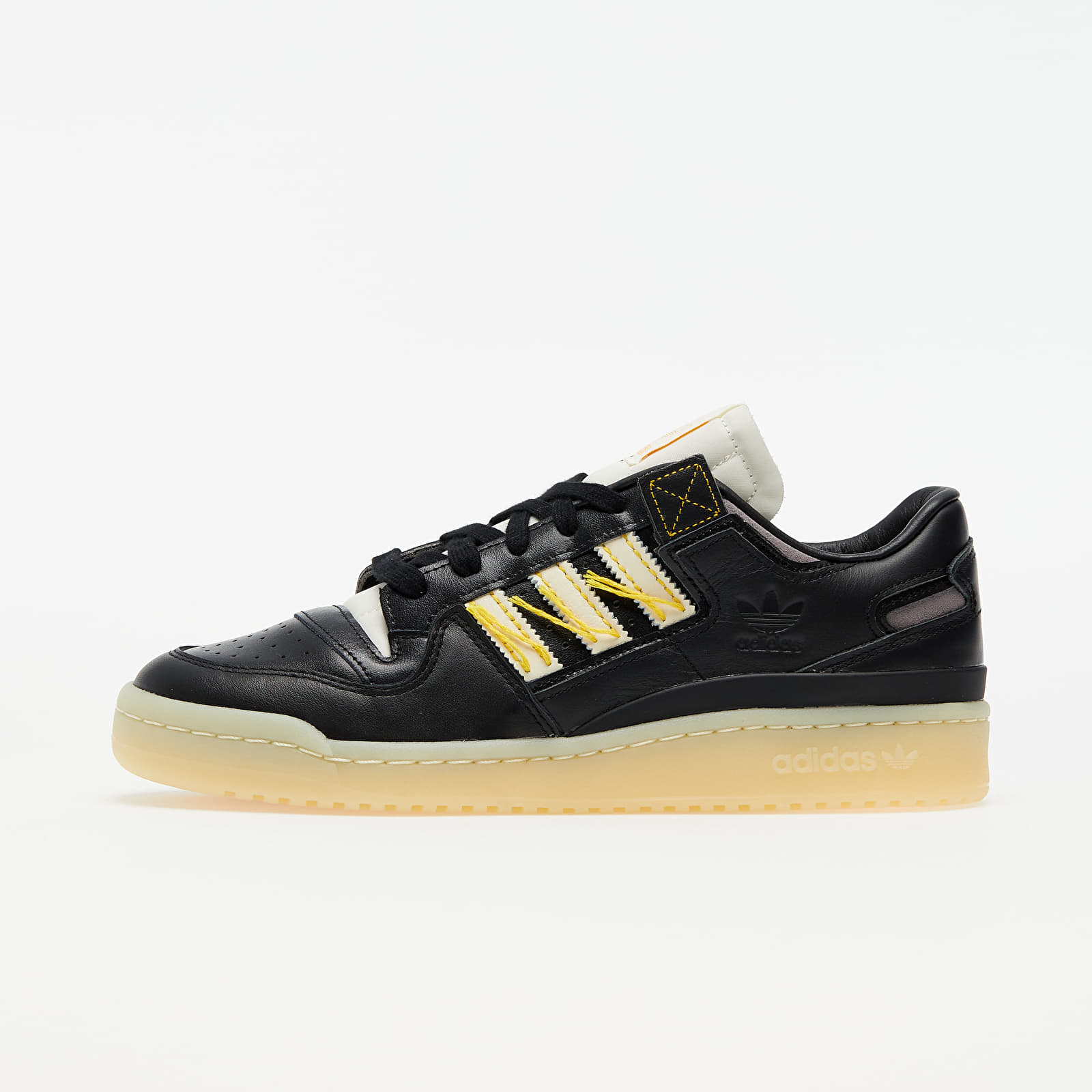 adidas Forum 84 Low Premiu Core Black/ Core White/ Easy Yellow EUR 42
