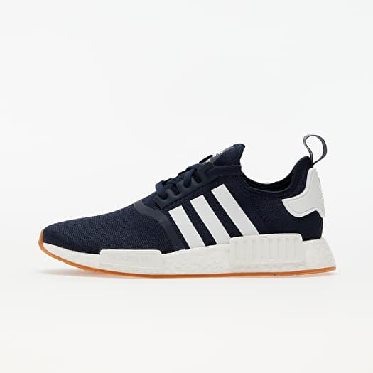 adidas NMD_R1 Collegiate Navy/ Ftw White/ Gum 2 | Footshop