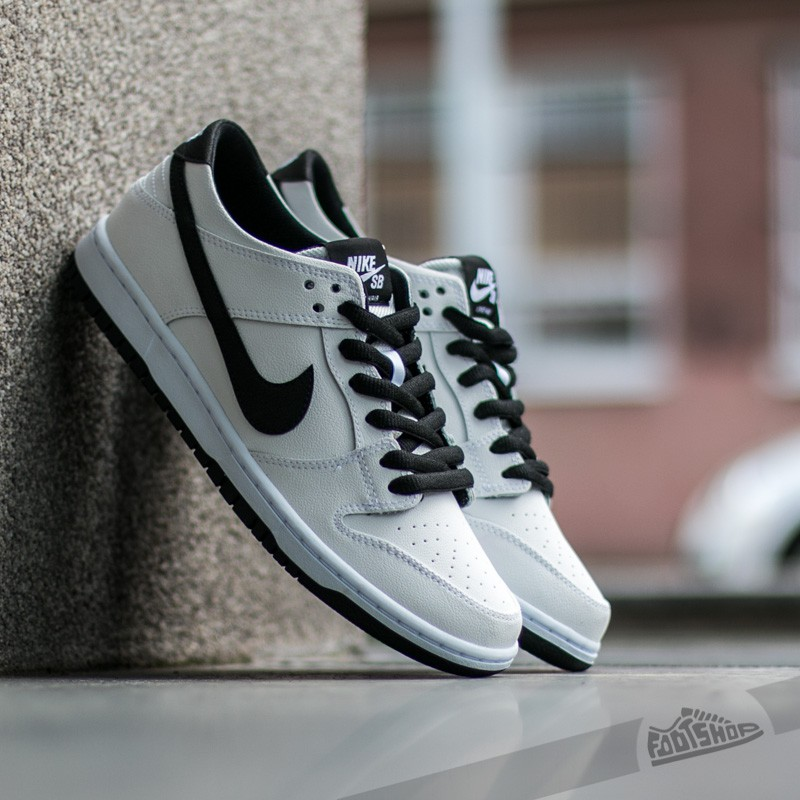 b8a9195131a4 Nike Dunk Low Pro Iw White  Black-White