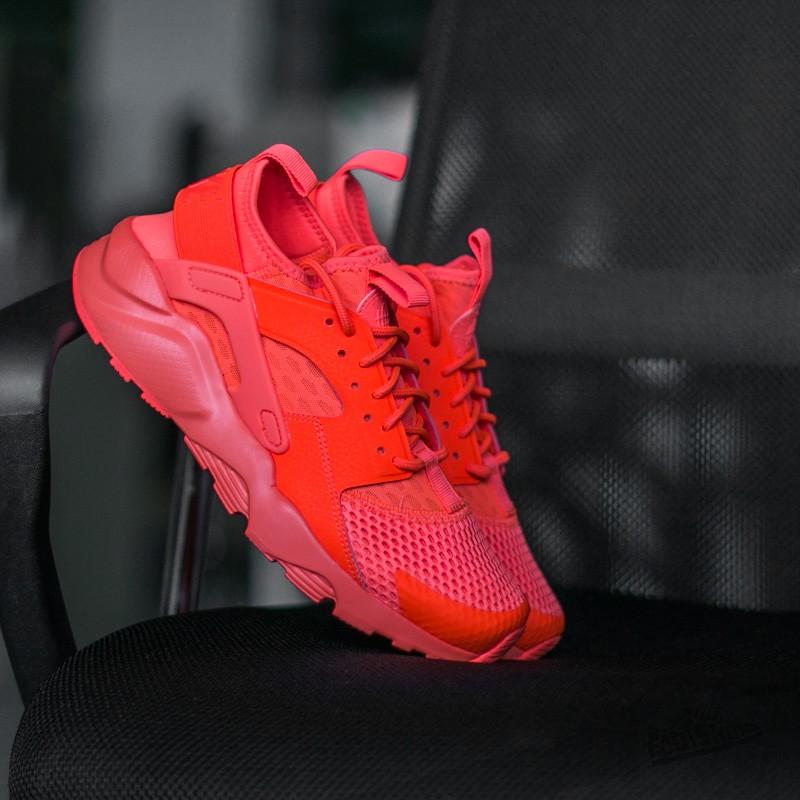 e0cedf5af6e26 Nike Air Huarache Run Ultra BR Total Crimson  Total Crimson-Total ...