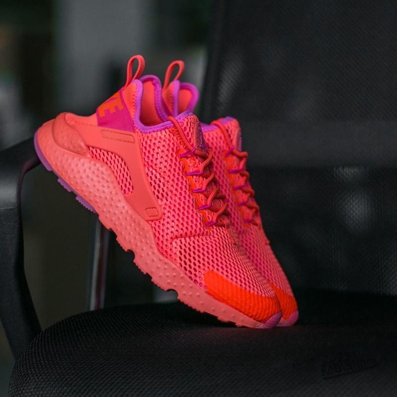 Nike W Air Huarache Run Ultra BR Total Crimson Total Crimson | Footshop