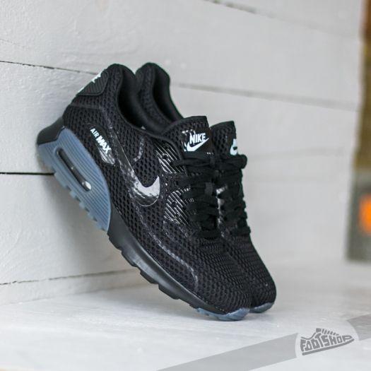 Nike W Air Max 90 Ultra BR Black Black White   Footshop
