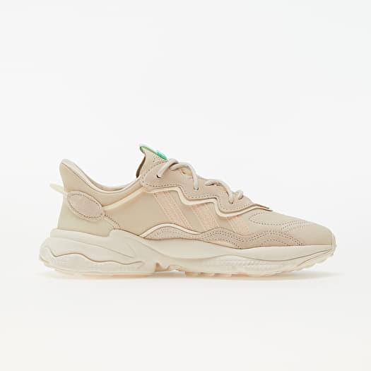 adidas Ozweego W Halo Ivory/ Linen/ Core White | Footshop