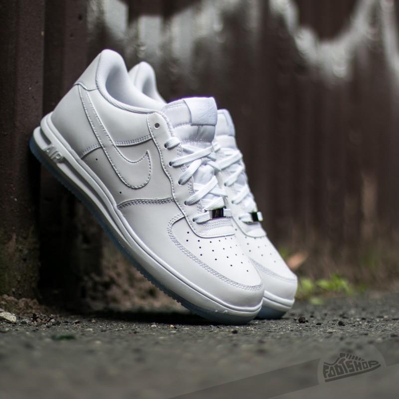 75bd8a5531a7e3 Nike Lunar Force 1 ´16 (GS) White  White-White