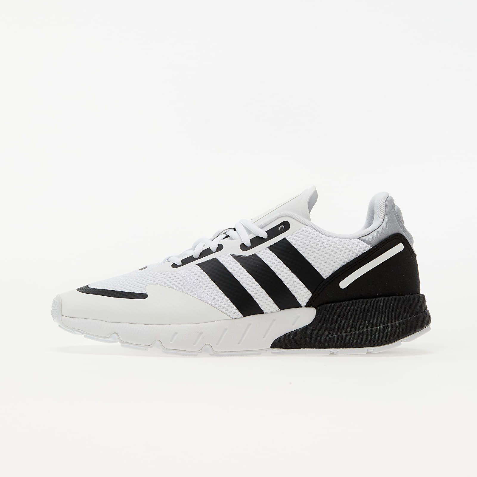 adidas ZX 1K Boost Ftw White/ Core Black/ Halo Silver EUR 44