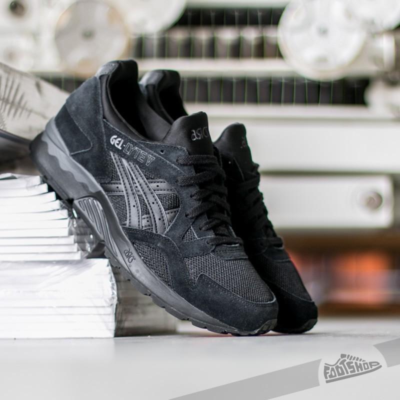 Asics Gel Lyte V Black/ Black | Footshop