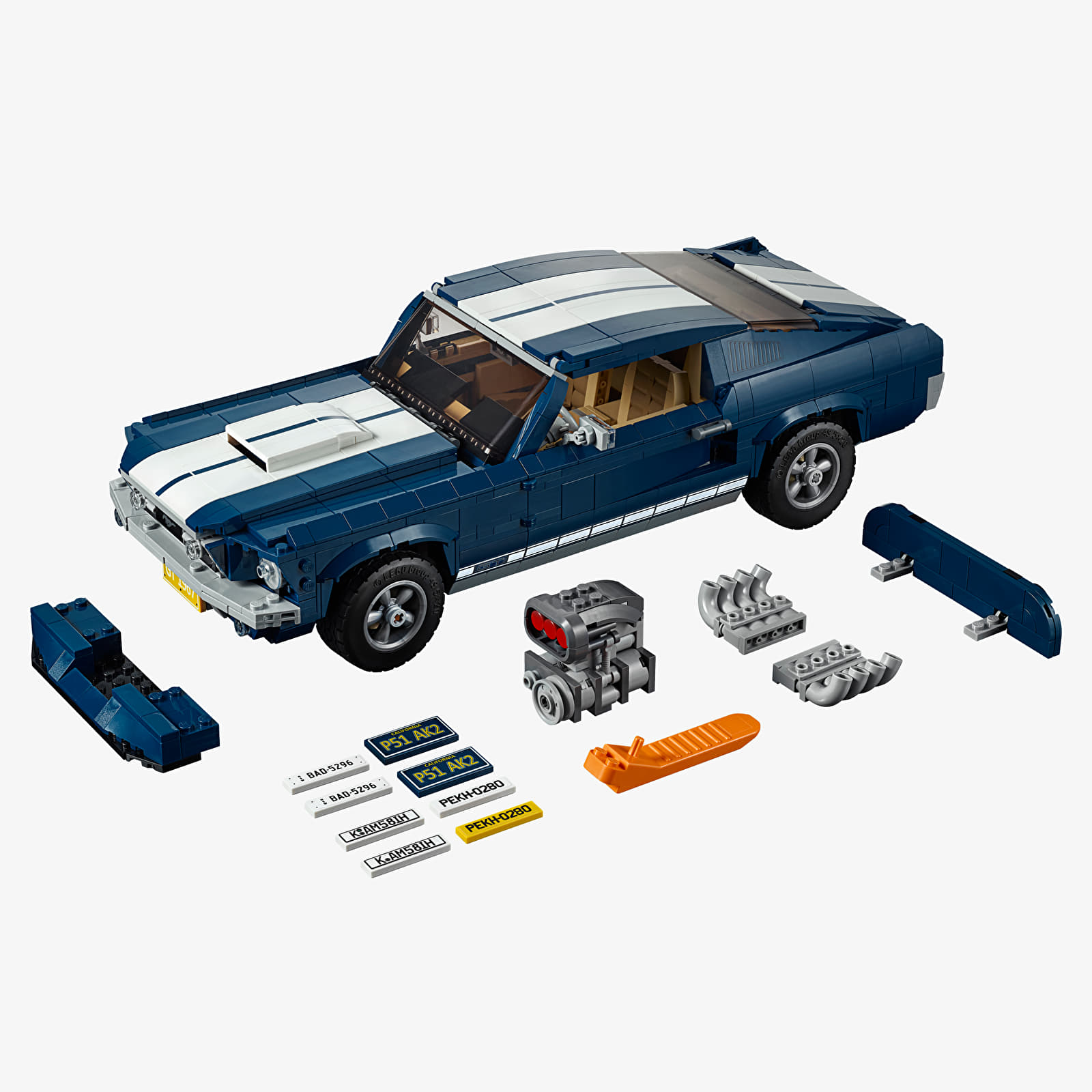 LEGO® Creator Expert 10265 Ford Mustang Universal