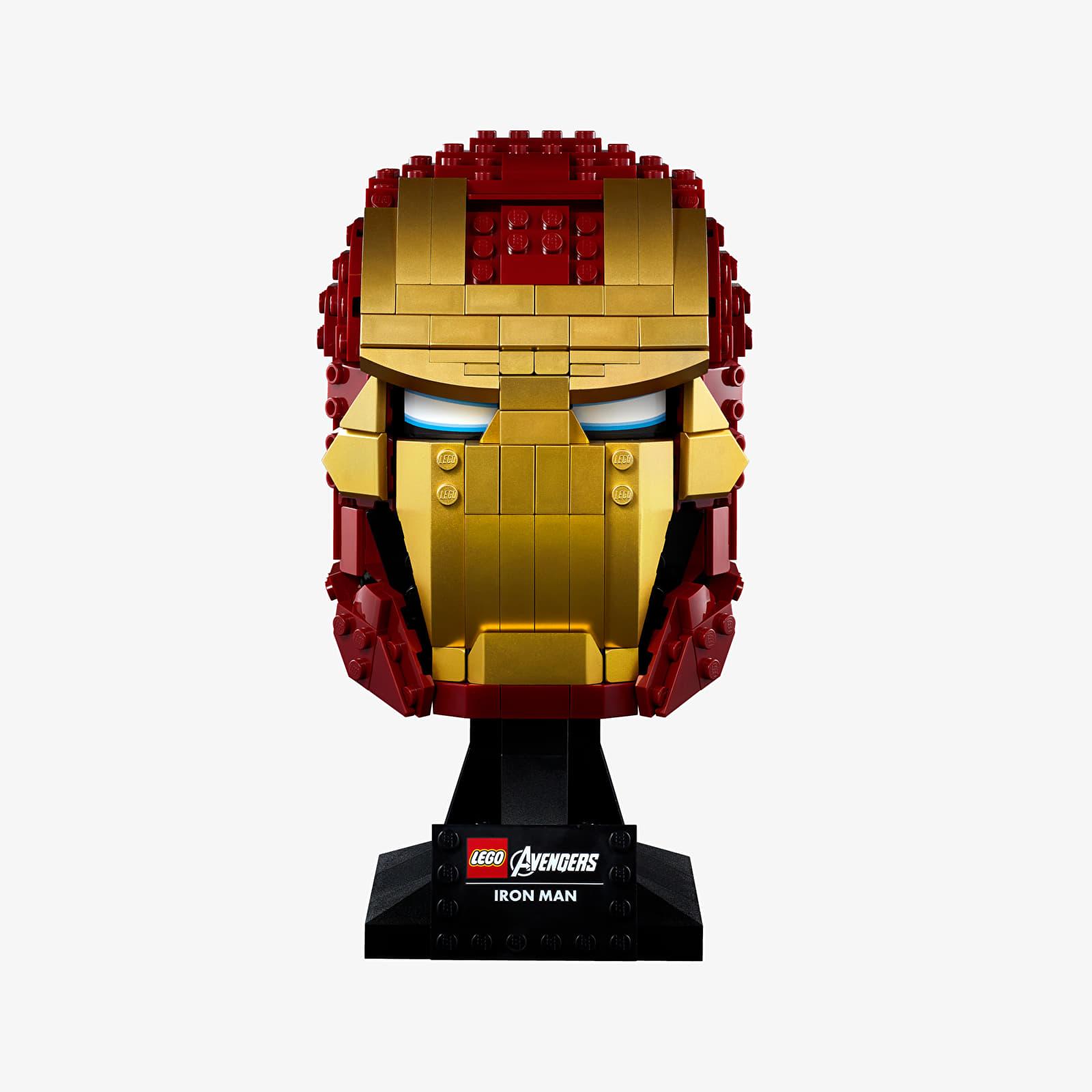 LEGO® Marvel Super Heroes 76165 Iron Man Helmet univerzální