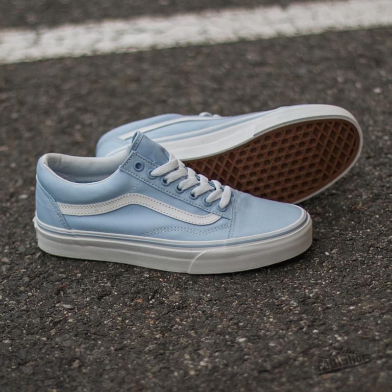 Chaussures et baskets homme Vans Old Skool Sky Way Blanc