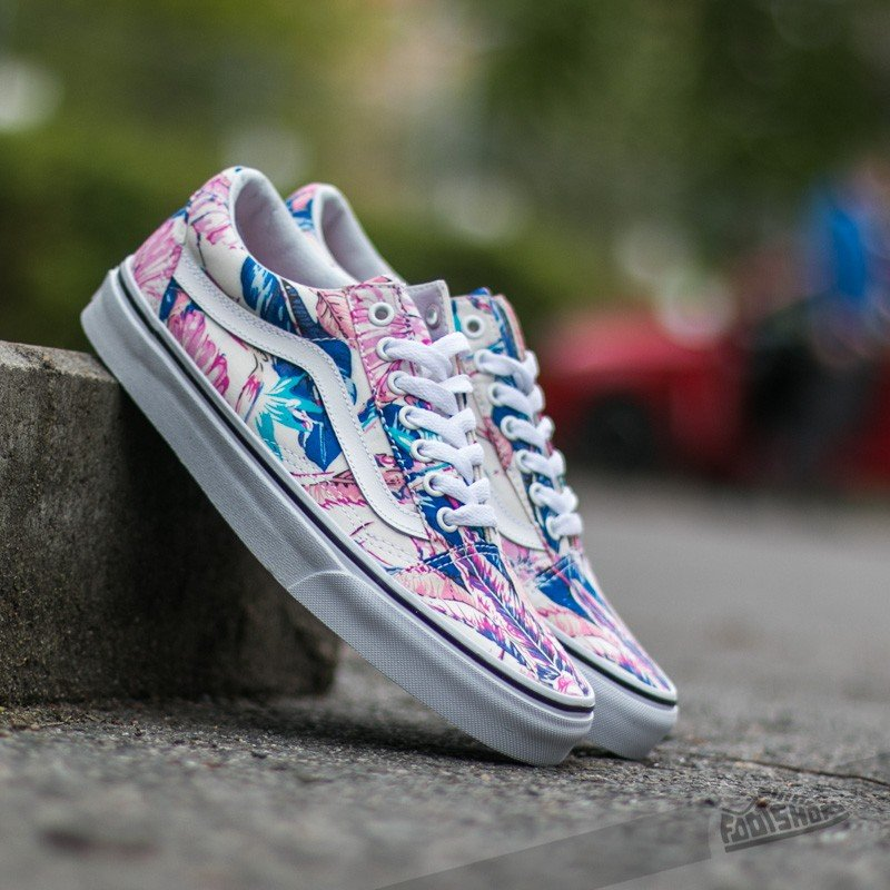 Vans Old Skool Tropical Multicolor  4c544aacb7
