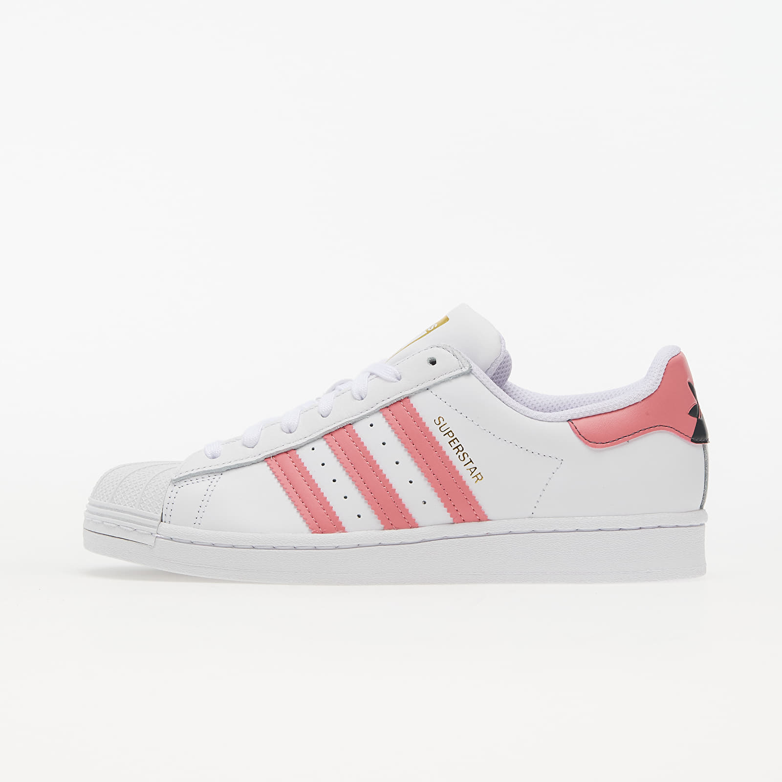 adidas Superstar W Ftw White/ Blue Oxigen/ Gold Metalic EUR 39 1/3