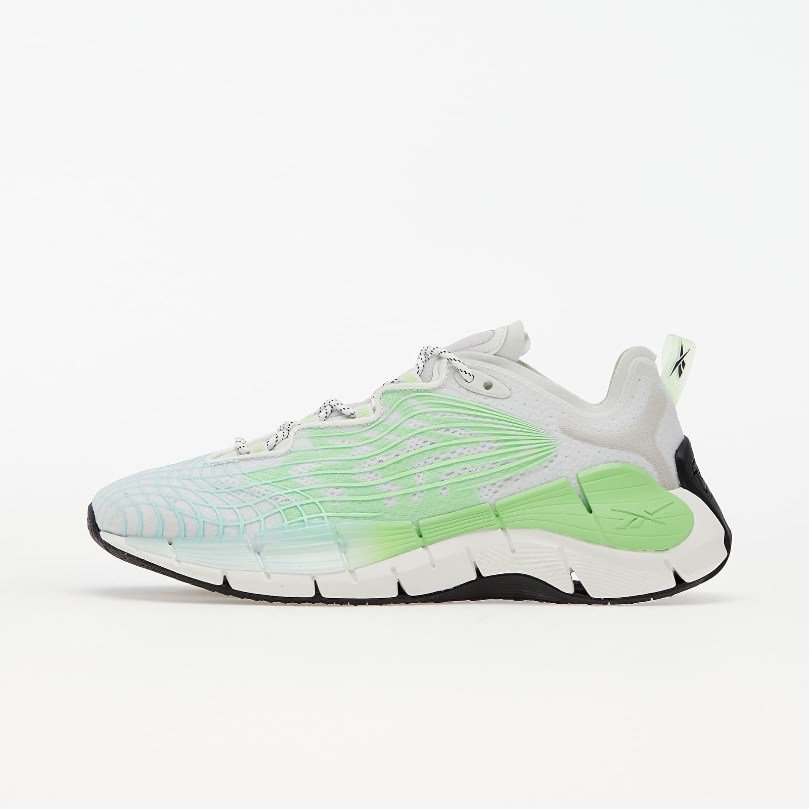 Reebok Zig Kinetica II Digital Glow/ Neon Mint/ Trace Grey 1