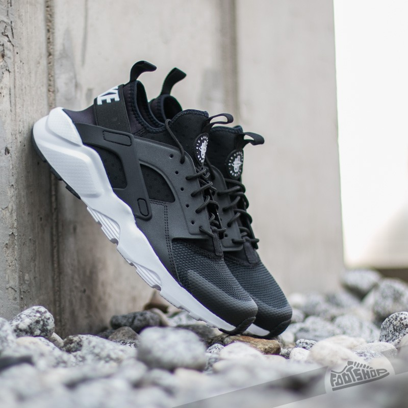 Nike Air Huarache Run Ultra Black  White-Anthracite-White  80265db2b