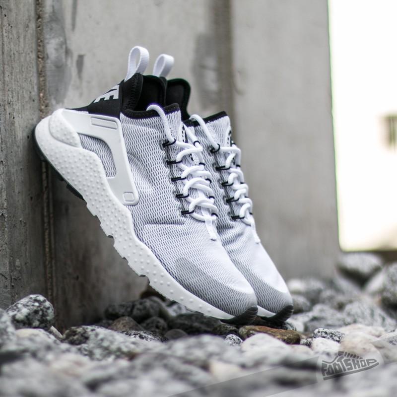 super popular 4ab9d 3c6e3 Nike W Air Huarache Run Ultra White White-Black  Footshop