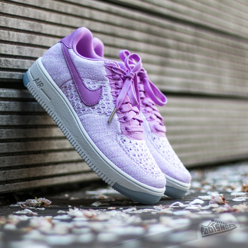 4f0938a6691 Nike Wmns Air Force 1 Flyknit Low Fuchsia Glow/ Fuchsia Glow ...