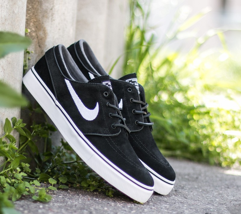 Nike Zoom Stefan Janoski Og Black/ White-Gum Light Brown EUR 41