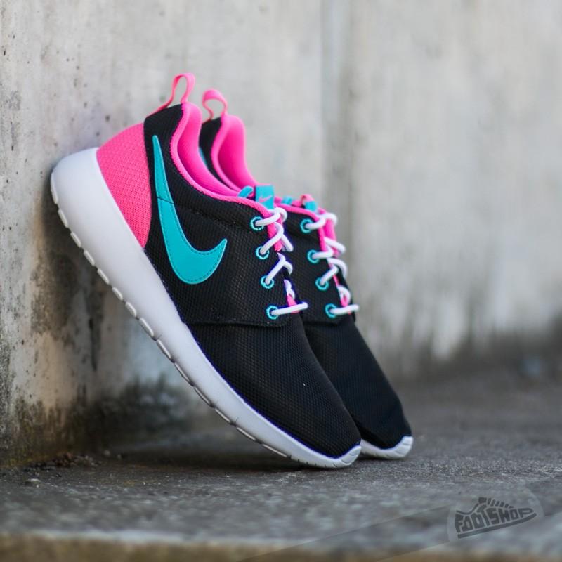 Women's shoes Nike Roshe One (GS) Black