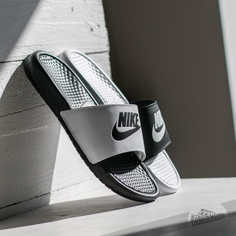 67706963f2 Nike Benassi JDI Mismatch Black/ White | Footshop