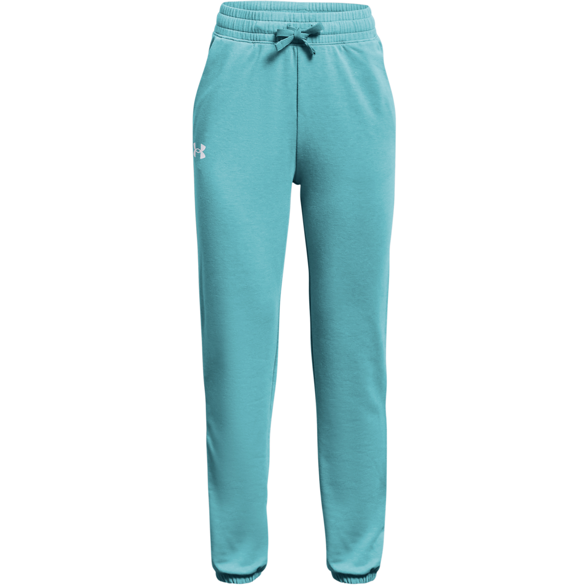Under Armour Y Rival Terry Taped Pant Blue/ Breeze/ White