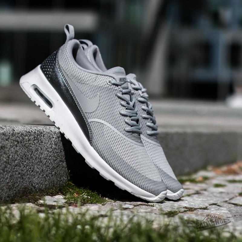 a6e8c692f0cc3 W Nike Air Max Thea Txt Wolf Grey/ Wolf Grey-White-Metalic Cool Grey ...