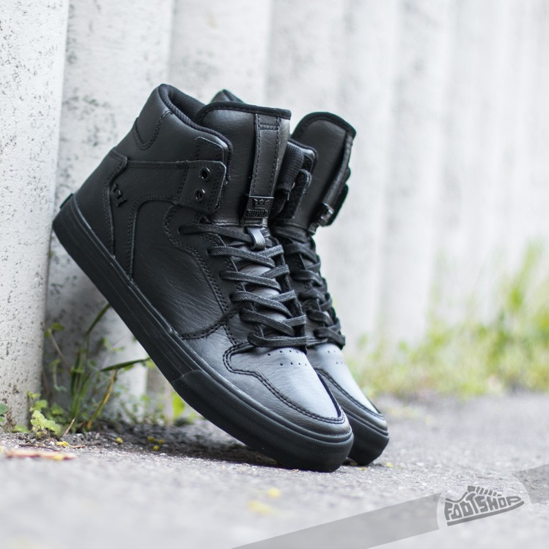 Men's shoes Supra Vaider Black/ Red