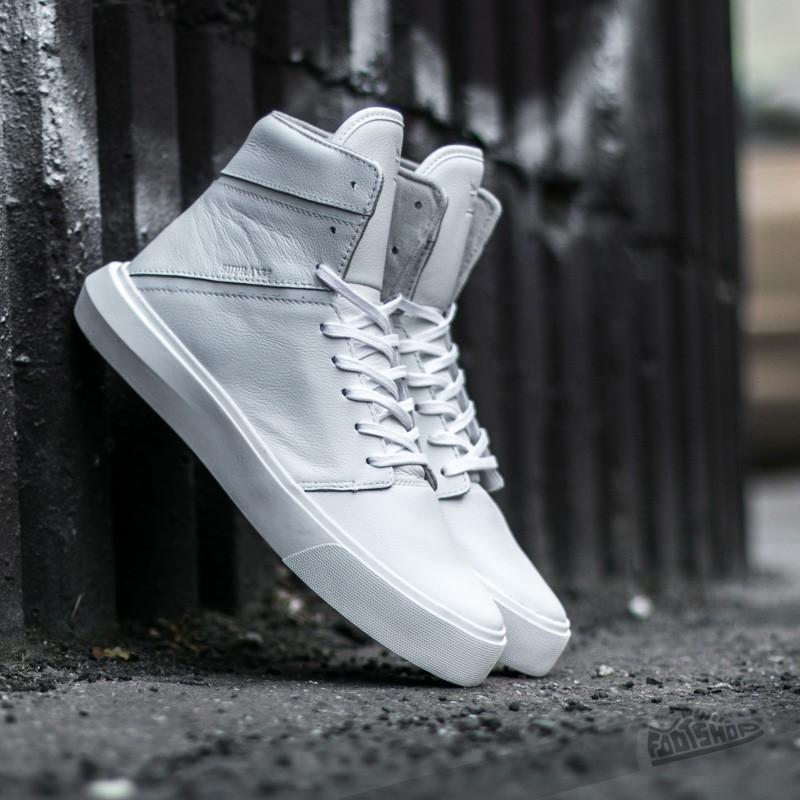911230f26161 Supra Camino White-White