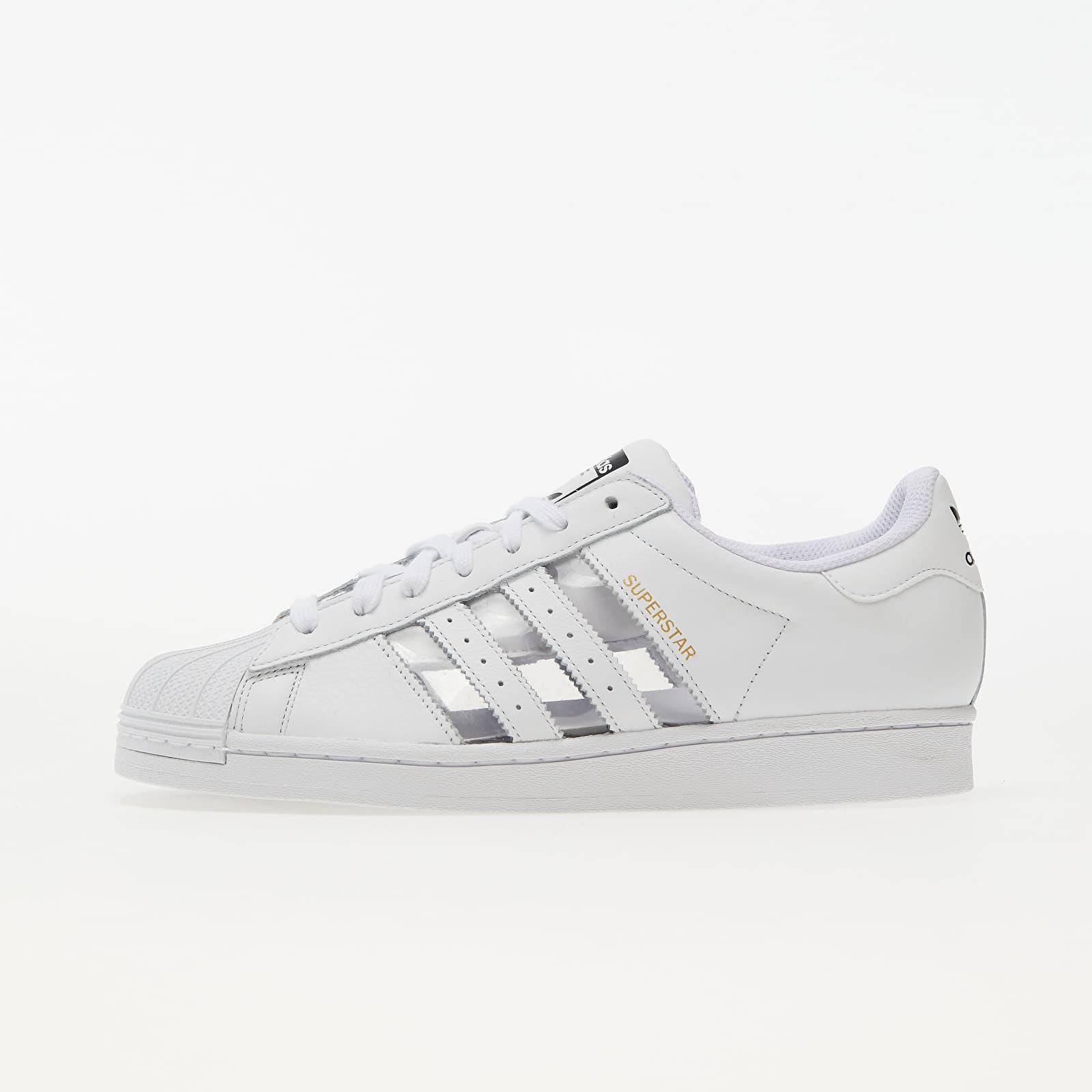 adidas Superstar Ftw White/ Supplier Color/ Core Black EUR 41 1/3