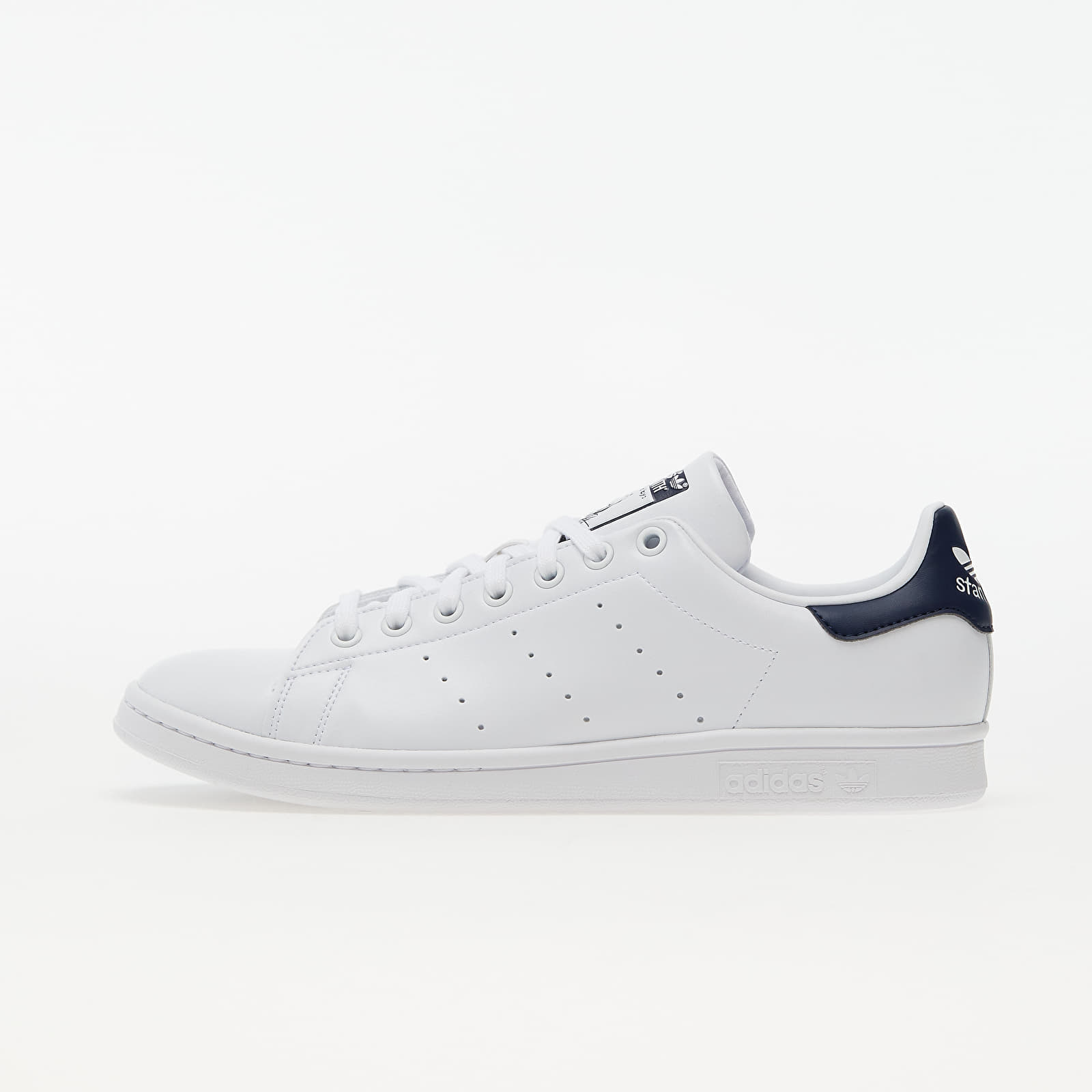 adidas Stan Smith Ftw White/ Ftw White/ Collegiate Navy EUR 44