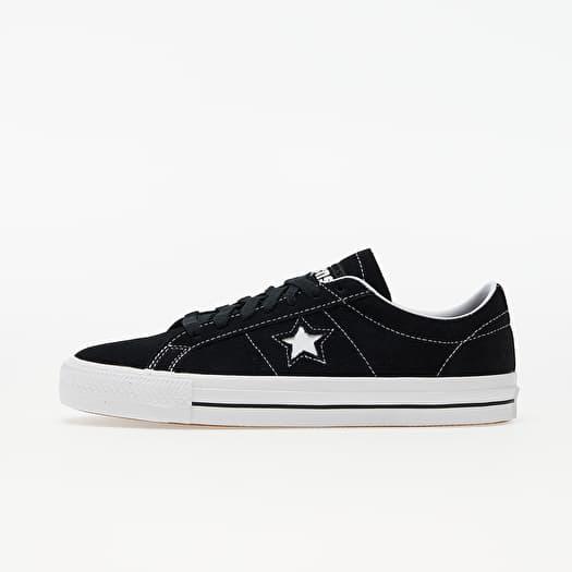 Converse One Star Pro (Refinement) Black/ White/ White | Footshop