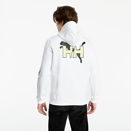 Puma x Helly Hansen Hoodie Puma White | Footshop