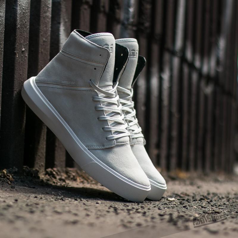 dee642a59d0a Supra Camino Light Grey-Off White