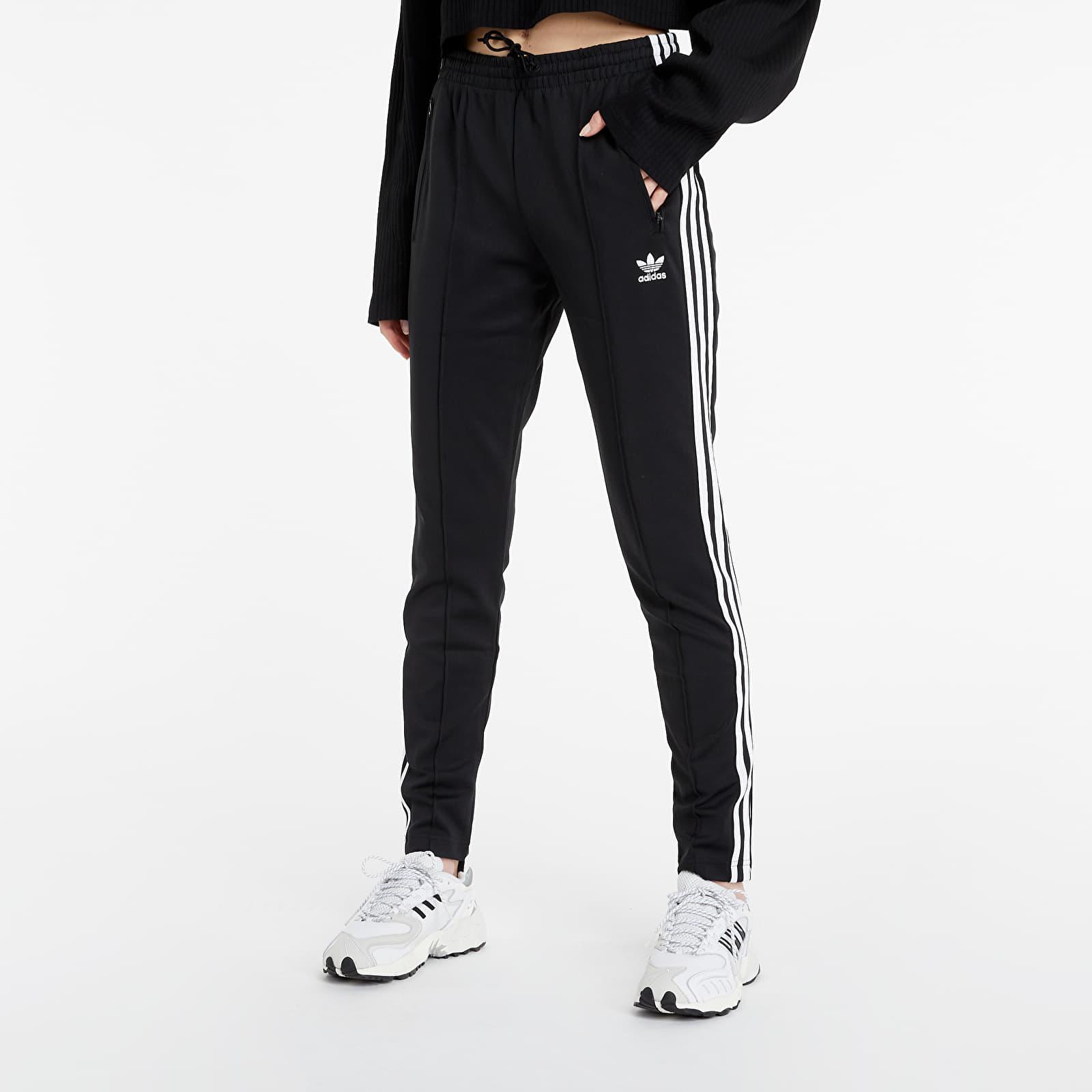 adidas Primeblue SST Track Pants Black/ White EUR